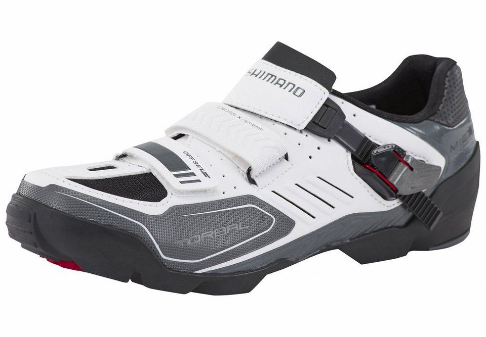 Shimano Fahrradschuhe »SH-M163W Schuhe Unisex« in weiß