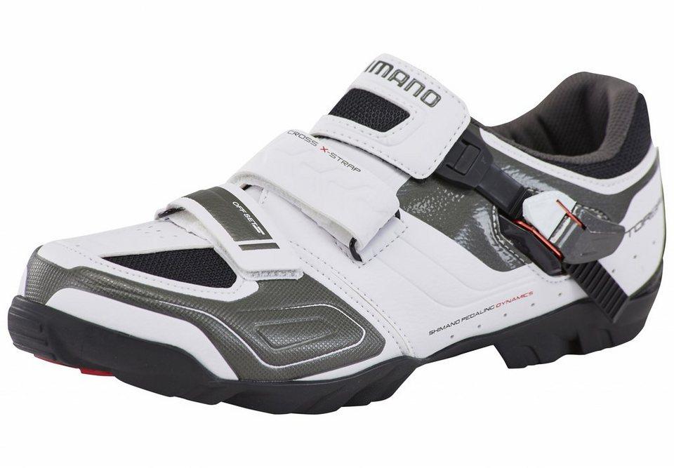 Shimano Fahrradschuhe »SH-M089W Schuhe Unisex« in weiß