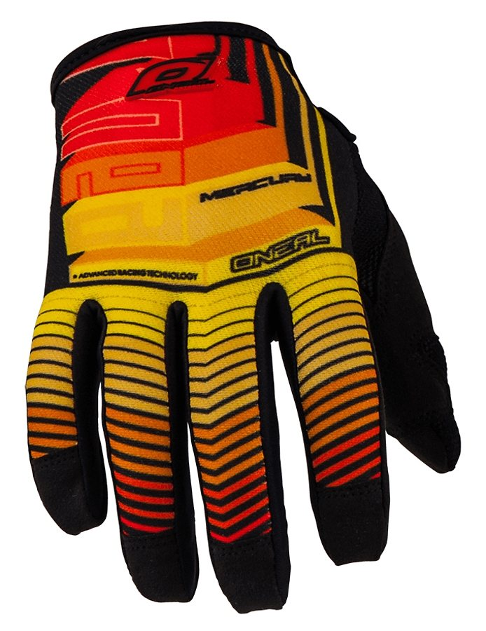 O'NEAL Fahrrad Handschuhe »Jump Mercury Glove Men« in gelb
