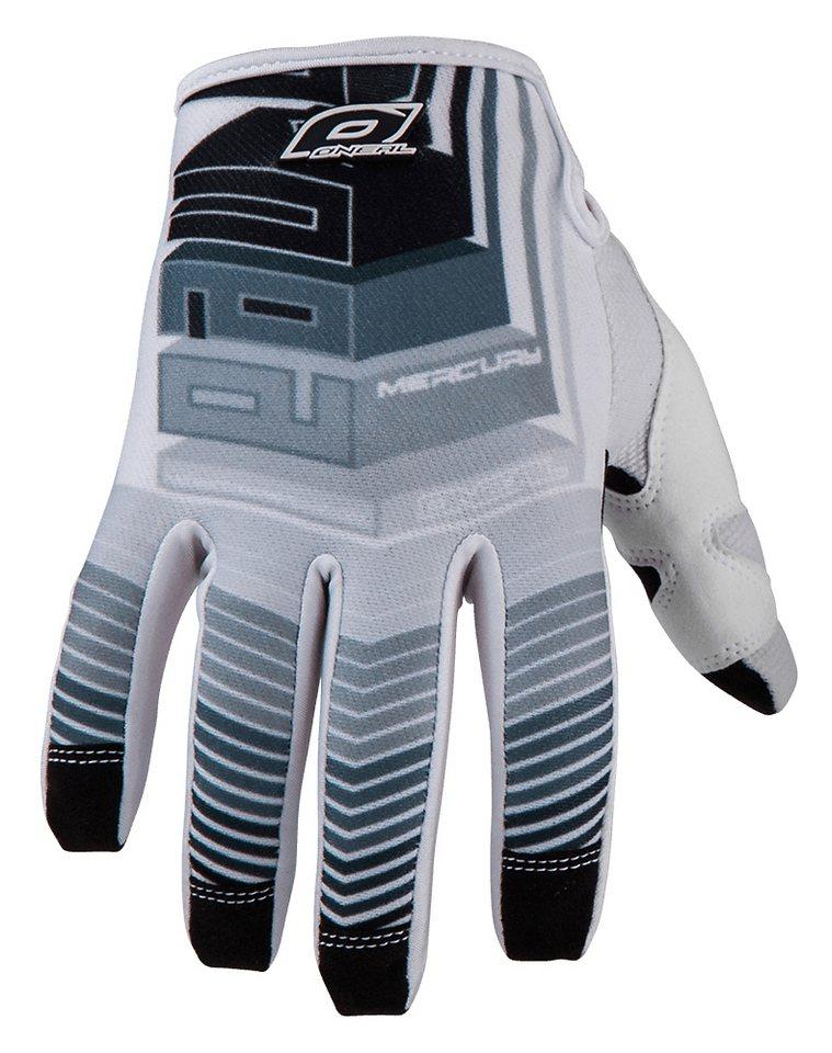O'NEAL Fahrrad Handschuhe »Jump Mercury Glove Men« in grau