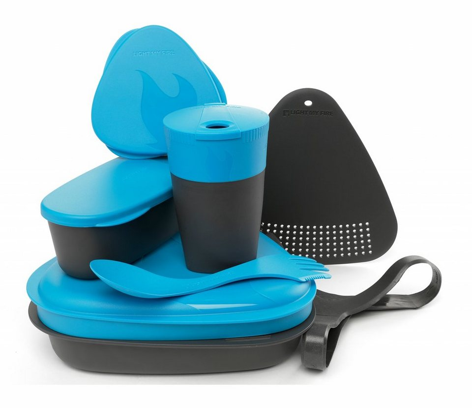Light my Fire Camping-Geschirr »MealKit 2.0« in blau