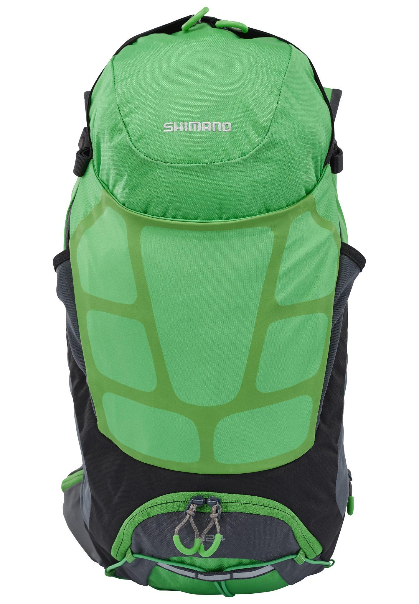 Shimano Fahrrad-Zubehör »Hotaka II Backpack 24 L«