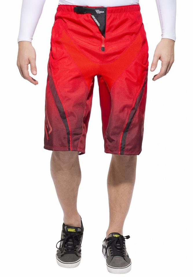 O'NEAL Radhose »Element FR Greg Minnaar Signature Shorts Men« in rot