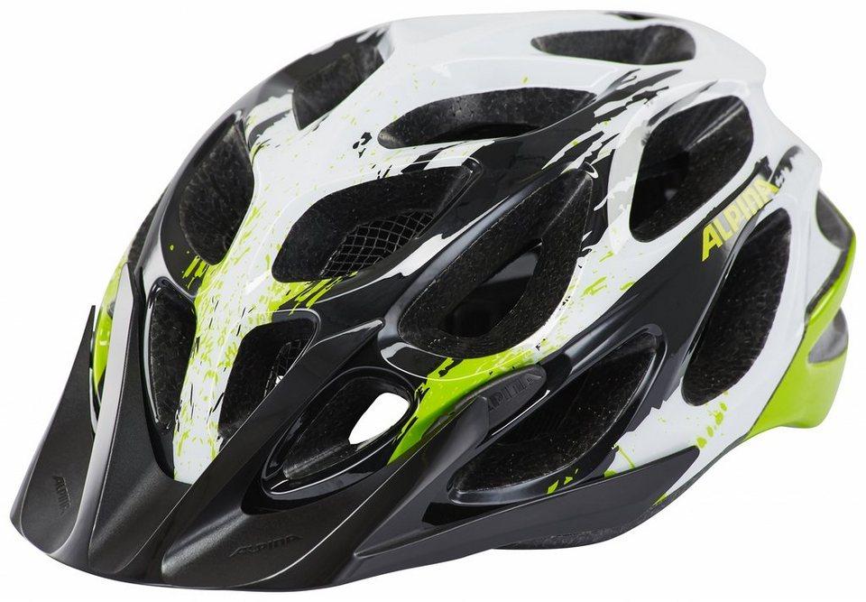Alpina Fahrradhelm »Mythos 2.0 Helm« in schwarz