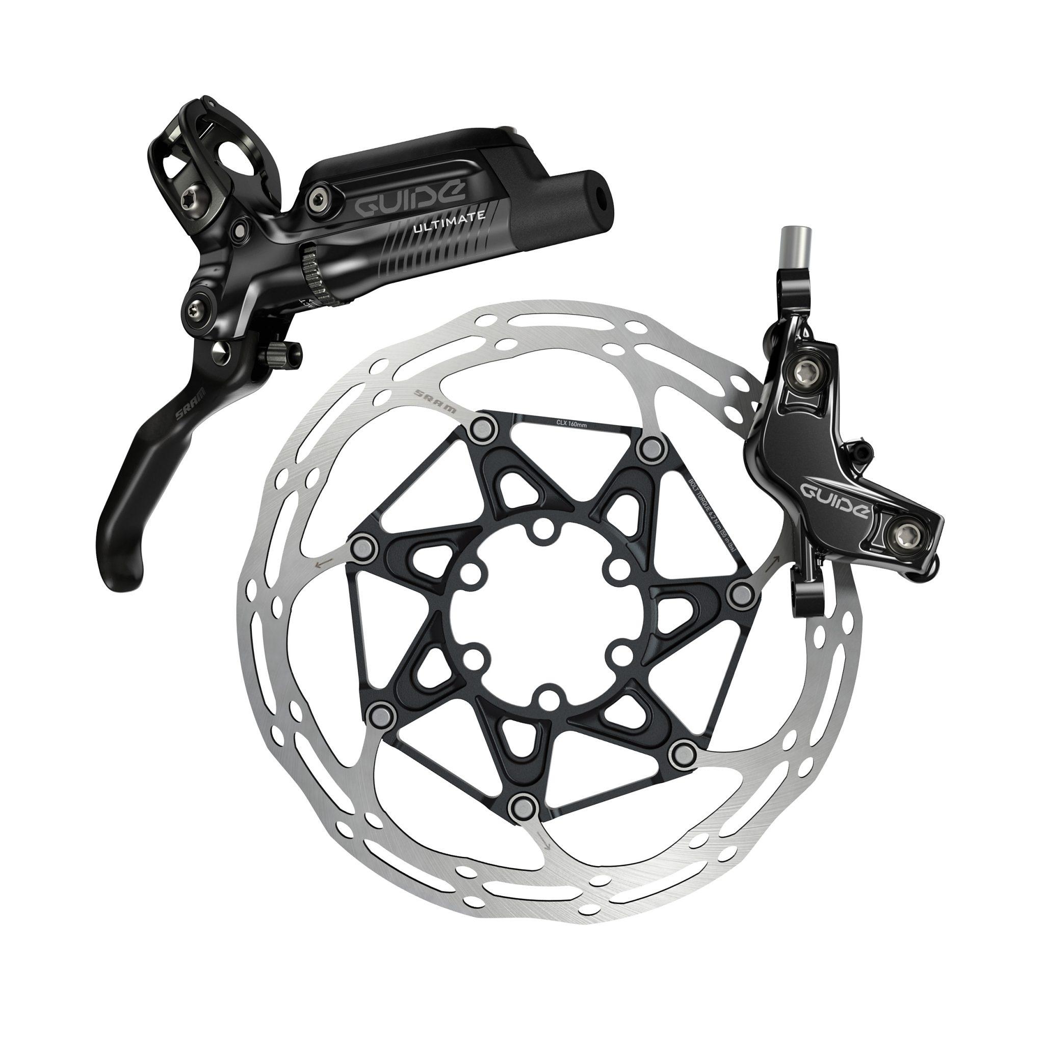 SRAM Scheibenbremse »Guide Ultimate Scheibenbremse Vorderrad 950 mm«