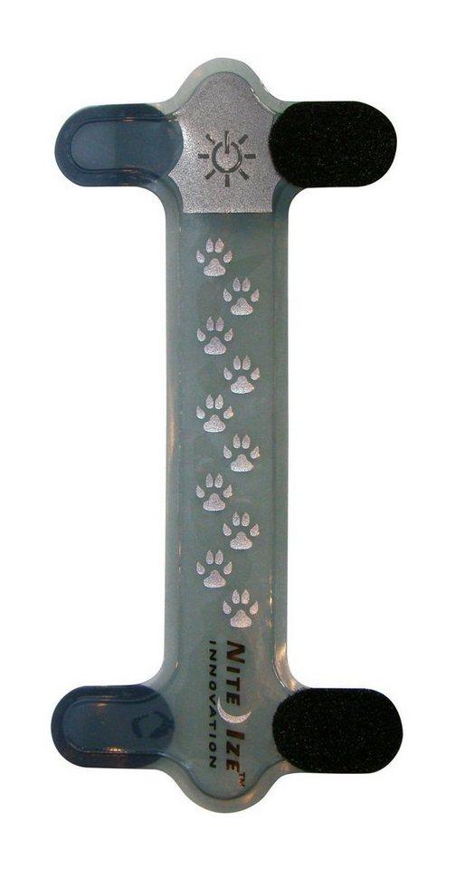 Nite Ize Tierbedarf »NiteDawg Collar Cover« in grau