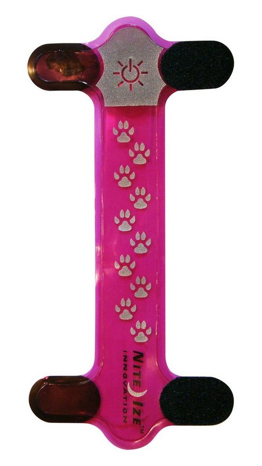 Nite Ize Tierbedarf »NiteDawg Collar Cover« in pink