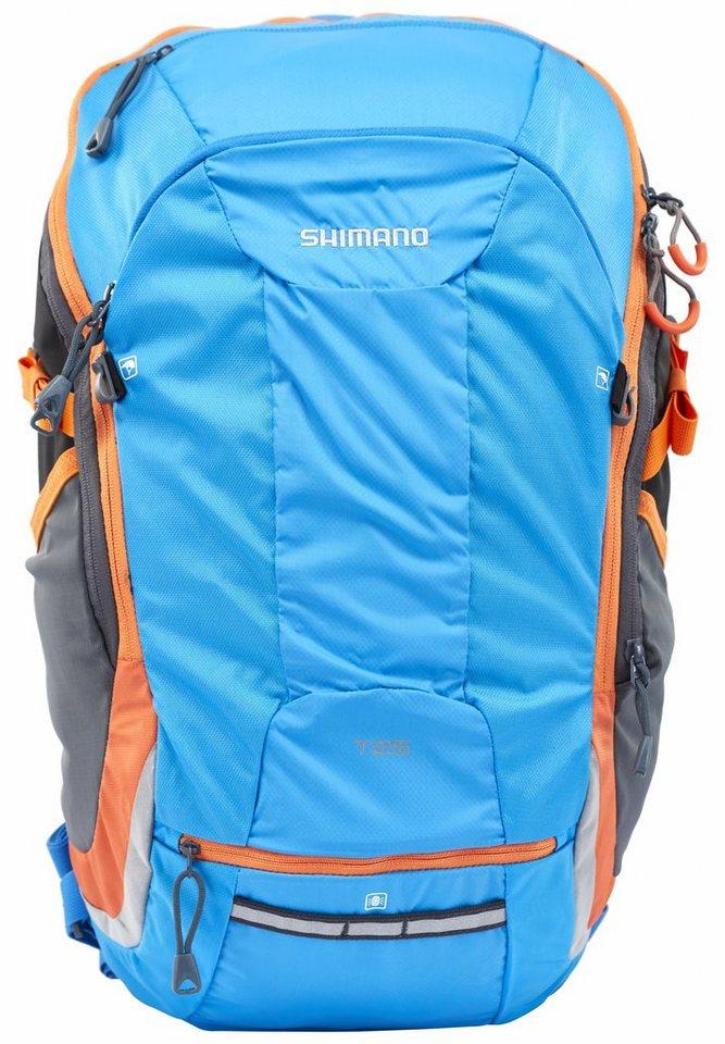 Shimano Fahrrad-Zubehör »Tsukinist II Backpack 25 L«