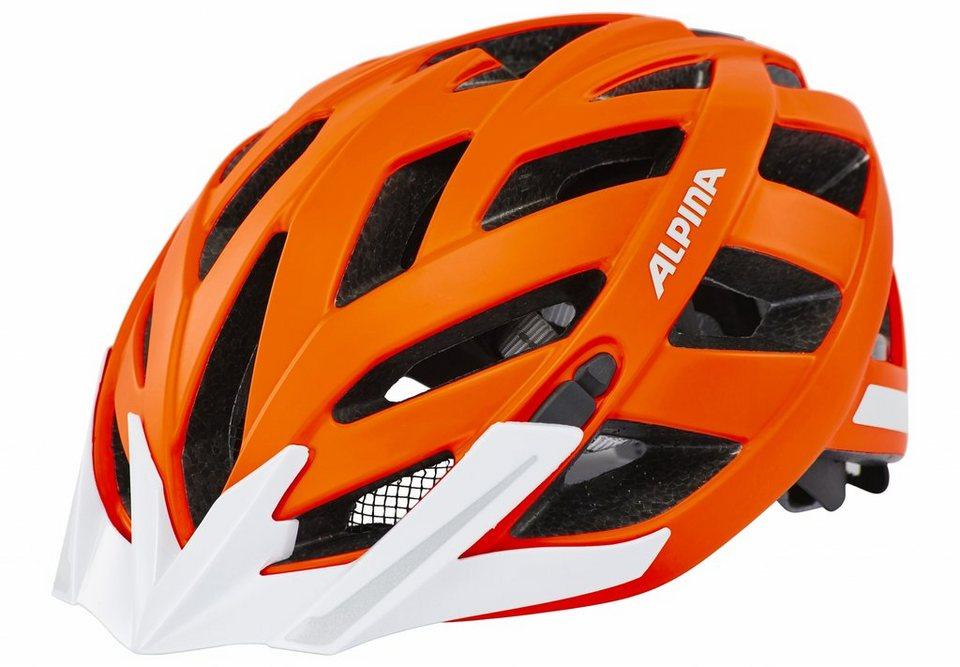 Alpina Fahrradhelm »Panoma City Helm« in orange