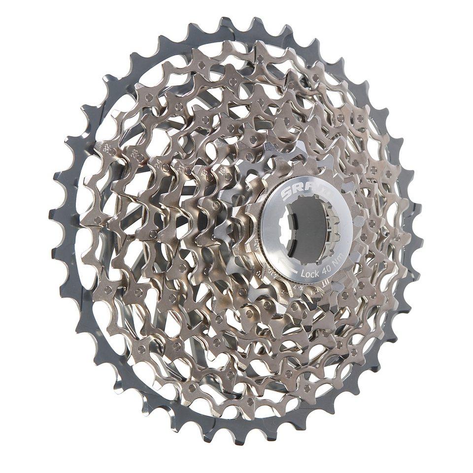 SRAM Fahrradkasetten »XG-1080 Kassette 10-fach, 11-36 Zähne«