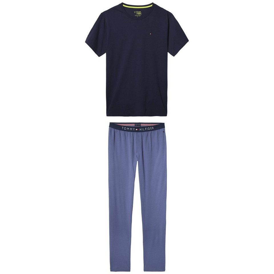 Tommy Hilfiger Pyjamas »Conan set ss« in PARISIAN NIGHT/INDIGO