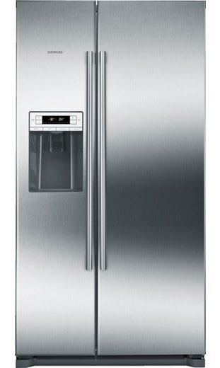 Siemens Side by Side KA90DAI30, A++, 177 cm, No Frost
