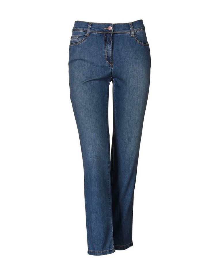 Brax Jeans Sara Summer in Blau