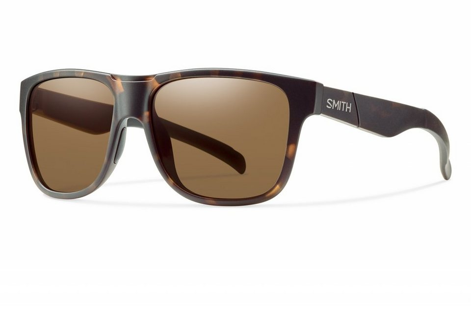 Smith Radsportbrille »Lowdown XL Glasses Men« in braun