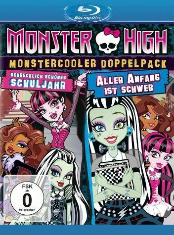 Blu-ray »Monster High: Monstercooler Doppelpack«