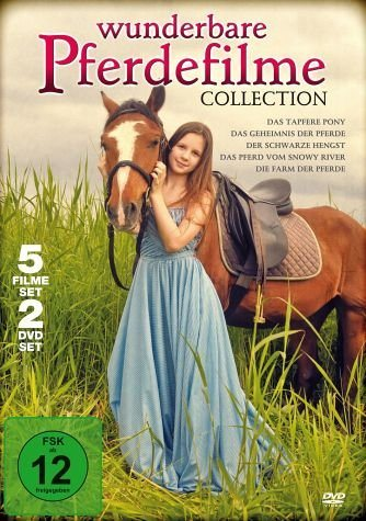 DVD »Wunderbare Pferdefilme Collection (2 Discs)«