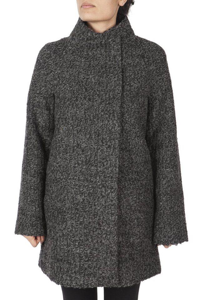 LTB Mantel »Cebaso Coat« in Dark Grey Mel