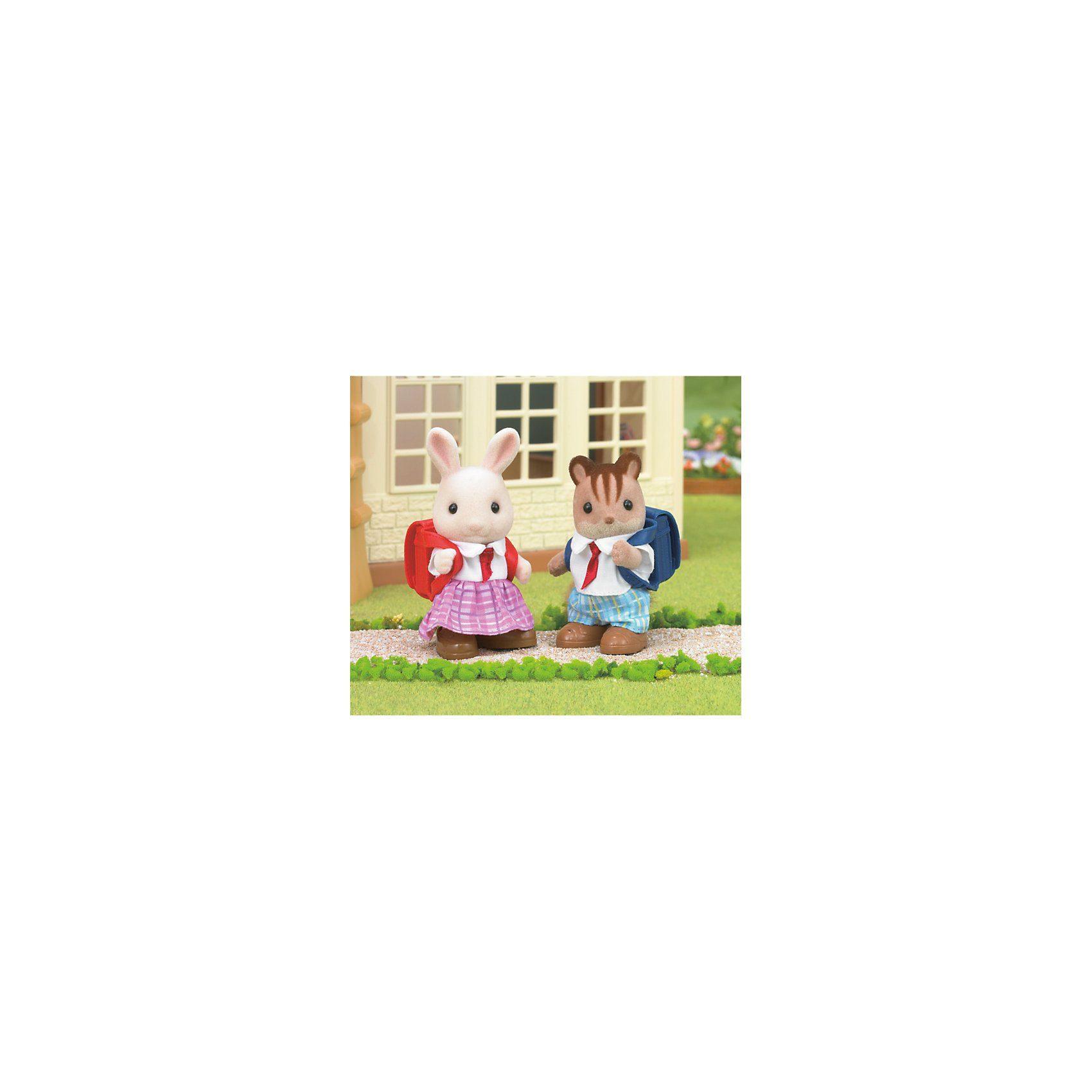 Epoch Traumwiesen Sylvanian Families Schulfreunde Puppenhauszubehör