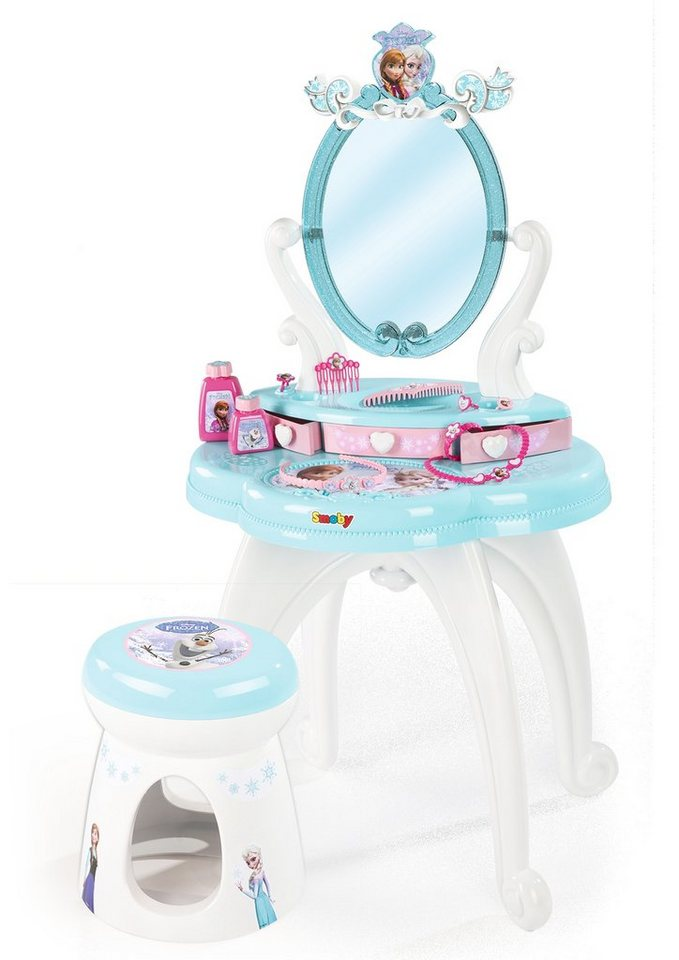 smoby schminktisch disney die eisk nigin kaufen otto. Black Bedroom Furniture Sets. Home Design Ideas
