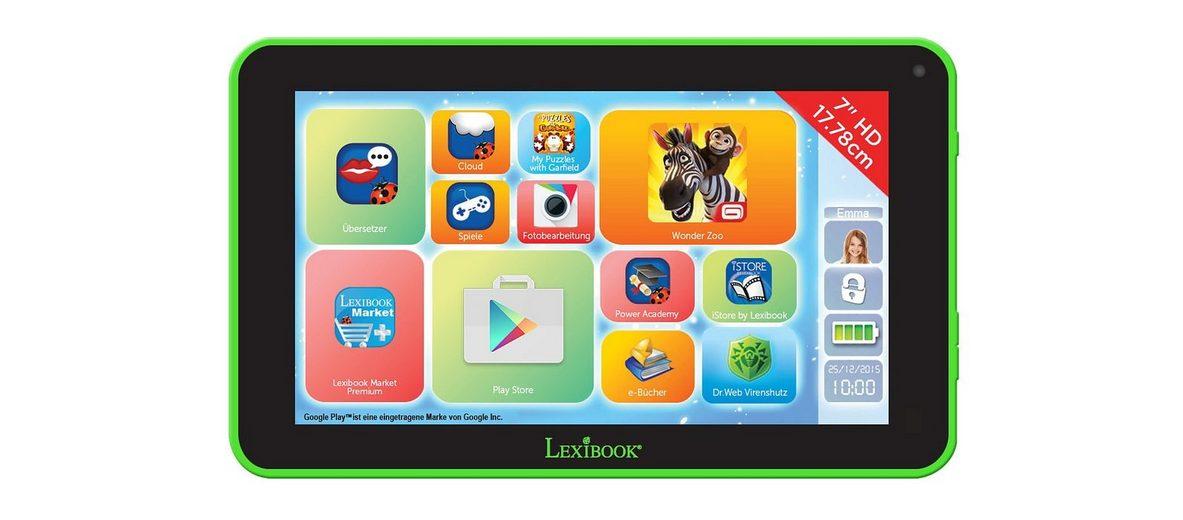Lexibook Lerntablet 7-Zoll HD, »Neon«