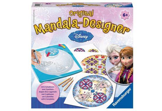 Ravensburger Malvorlage »Original Mandala Designer® - Disney`s Die Eiskönigin«, Made in Europe
