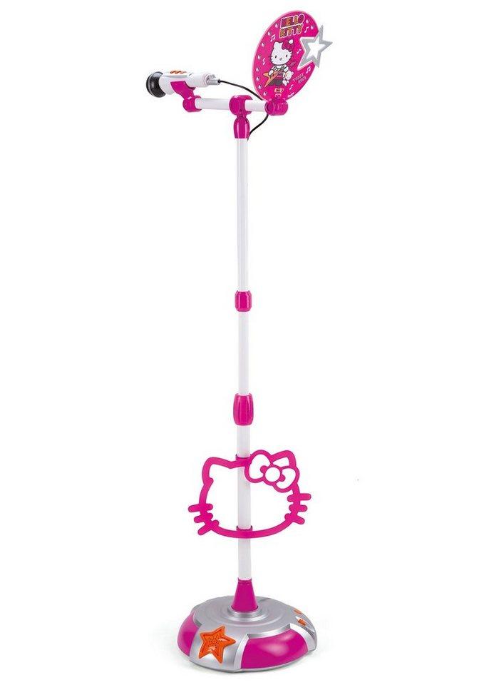 Smoby Stand-Mikrofon, »Hello Kitty«