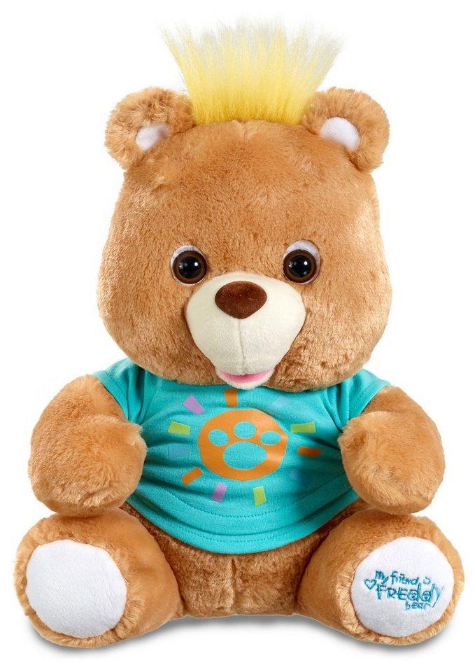 Vivid Teddybär mit Funktionen, »My friend Freddy«
