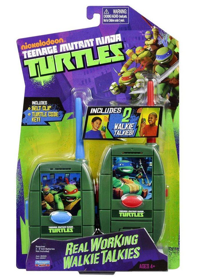 Walkie Talkies, »Teenage Mutant Ninja Turtles - Walkie Talkies« in grün