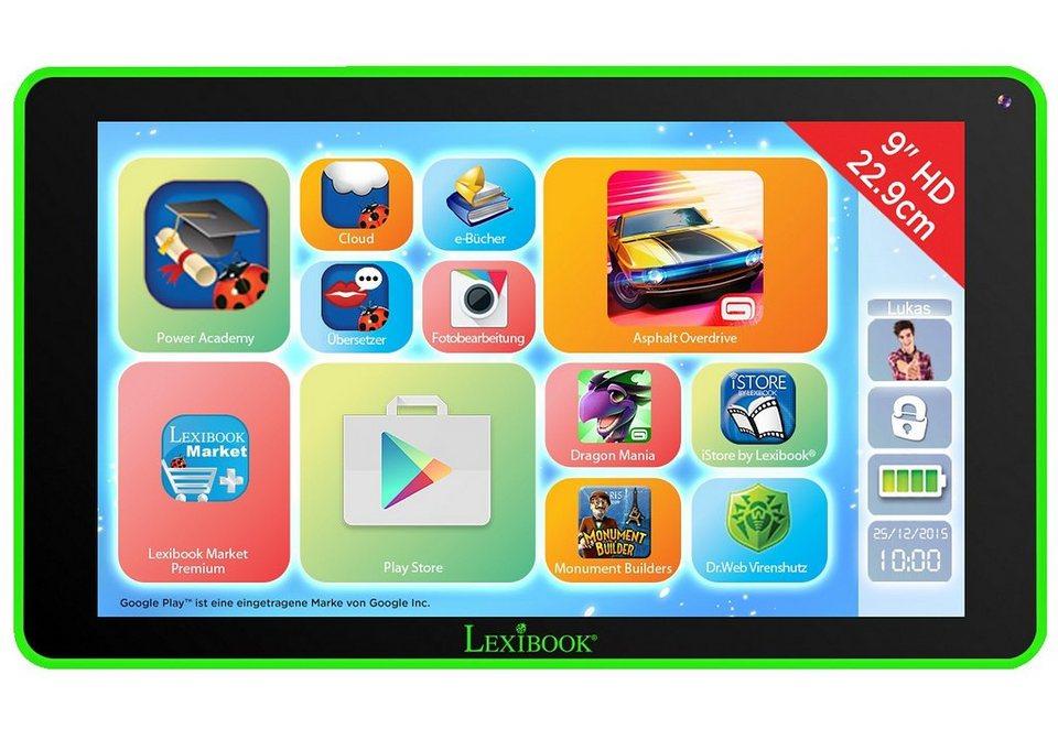 Lexibook Lerntablet 9-Zoll HD, »Neon XL«