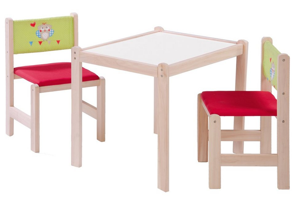 Roba Kindersitzgruppe Waldhochzeit Kindermöbel Tisch