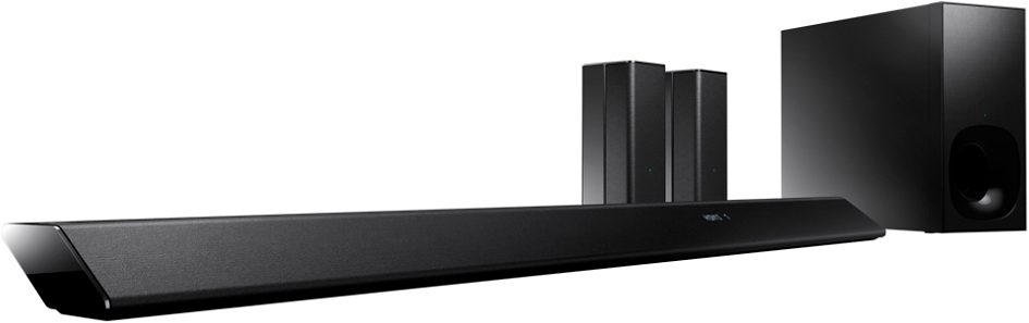 Sony HT-RT5 Soundbar, 550 W, WLAN, NFC, Bluetooth, Spotify/Google Cast™, Multiroom