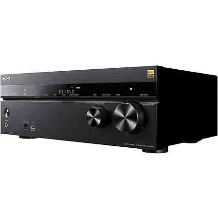 Sony STR-DN860, Multiroom 7.2 AV-Receiver (Hi-Res, 3D, Airplay, WLAN, Bluetooth, NFC)