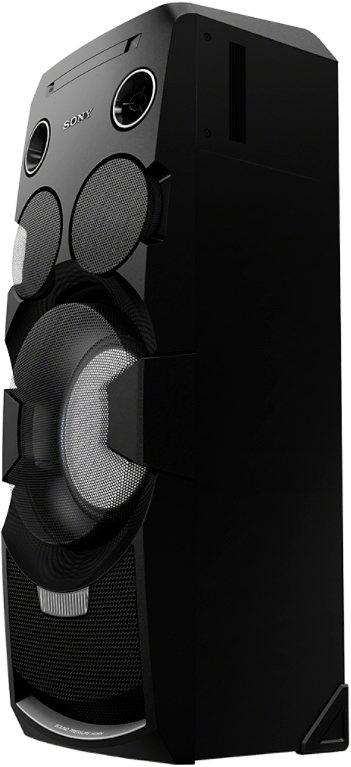 Sony MHC-V7D Heimkinosystem, DVD-Player, 1.440 W, NFC, Bluetooth in schwarz