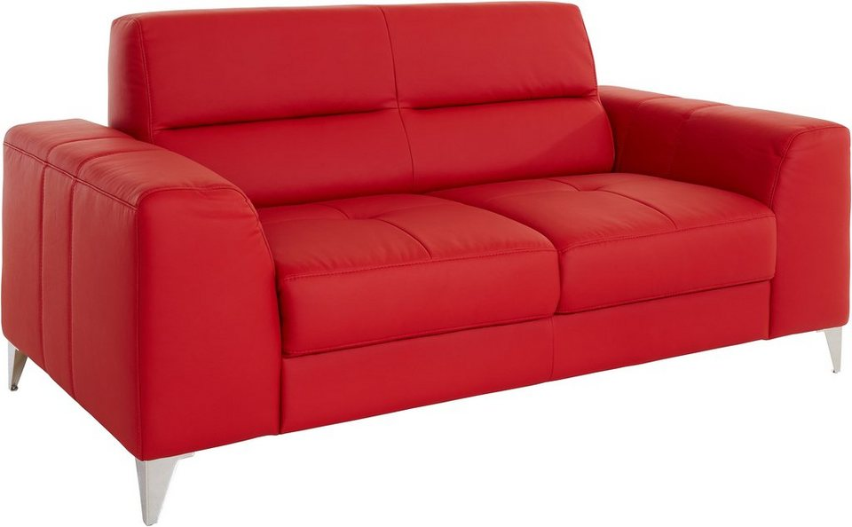 COTTA 2-Sitzer in rot