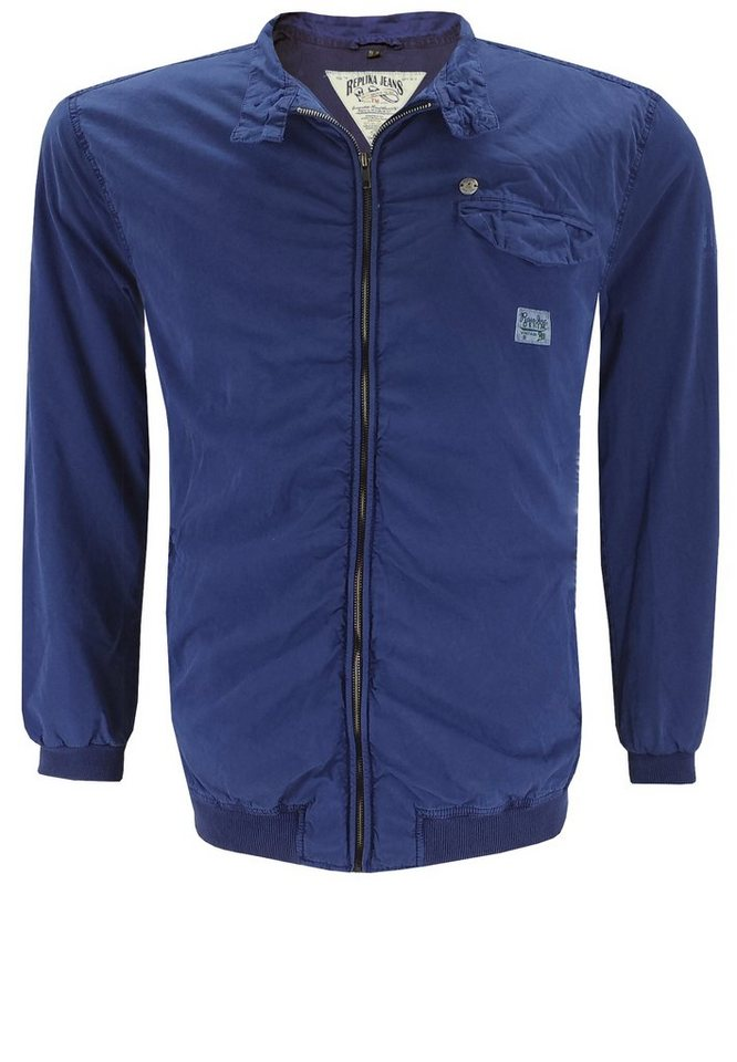 replika Sommerjacke in Blau