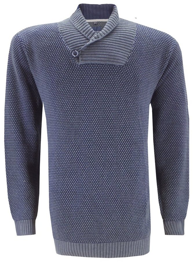 north 56 4 Pullover in Marineblau