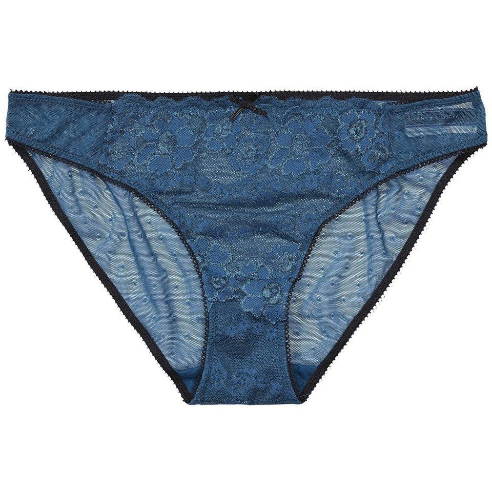 Tommy Hilfiger Slips »Bianca bikini« in BLUE CORAL