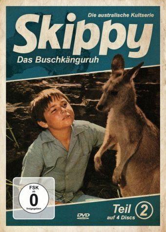 DVD »Skippy - Das Buschkänguruh: Teil 2 (4 Discs)«