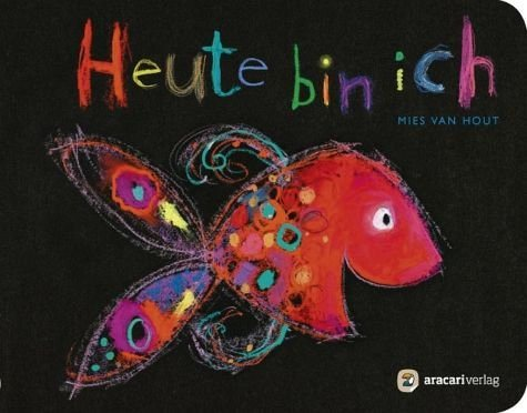 """Buch mit Papp-Einband »Pappbuch """"Heute bin ich""""«"""