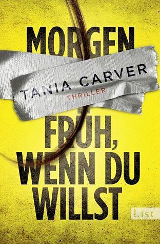 Broschiertes Buch »Morgen früh, wenn du willst / Marina Esposito...«