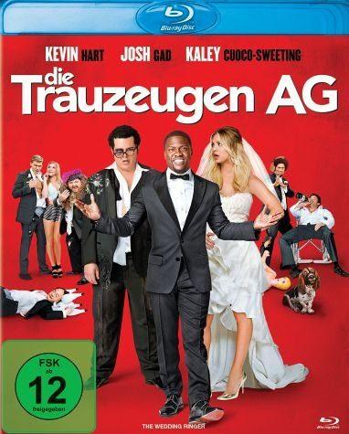 Blu-ray »Die Trauzeugen AG«