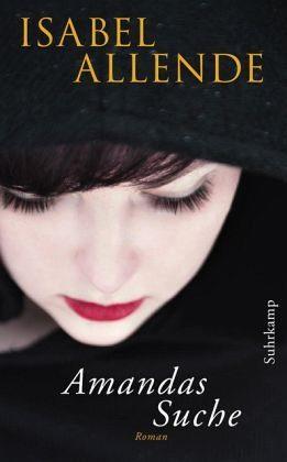 Broschiertes Buch »Amandas Suche«