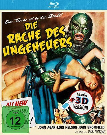 Blu-ray »Die Rache des Ungeheuers«
