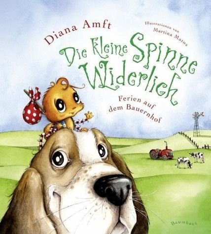 Gebundenes Buch »Ferien auf dem Bauernhof / Die kleine Spinne...«