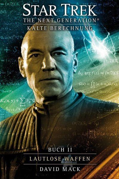 Broschiertes Buch »Kalte Berechnung - Lautlose Waffen / Star Trek...«