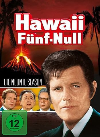 DVD »Hawaii Fünf-Null - Die neunte Season (6 Discs)«