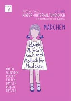 Broschiertes Buch »Vicky Bo's tolles Kinder-Unterhaltungsbuch -...«