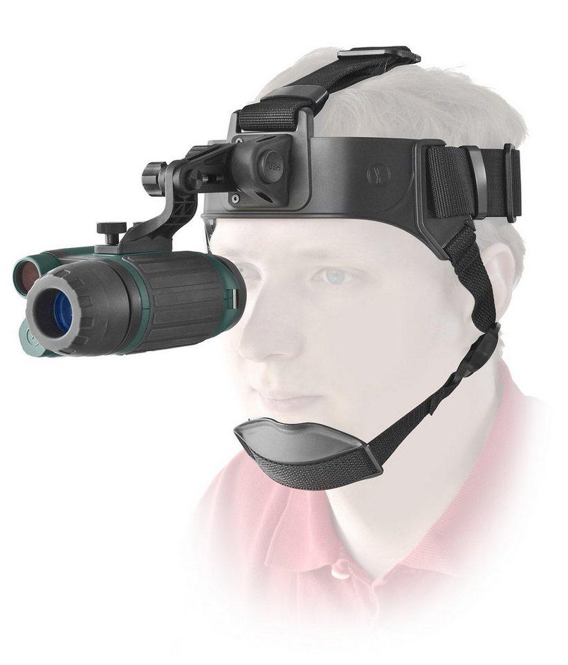 BRESSER Nachtsichtgerät »YUKON Spartan 1x24 Nachtsichtgerät mit Kopfhalteru«