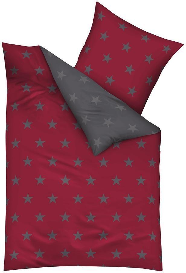 Wendebettwäsche »Stars«, Kaeppel, mit Sternen | Heimtextilien > Bettwäsche und Laken > Wendebettwäsche | Kaeppel