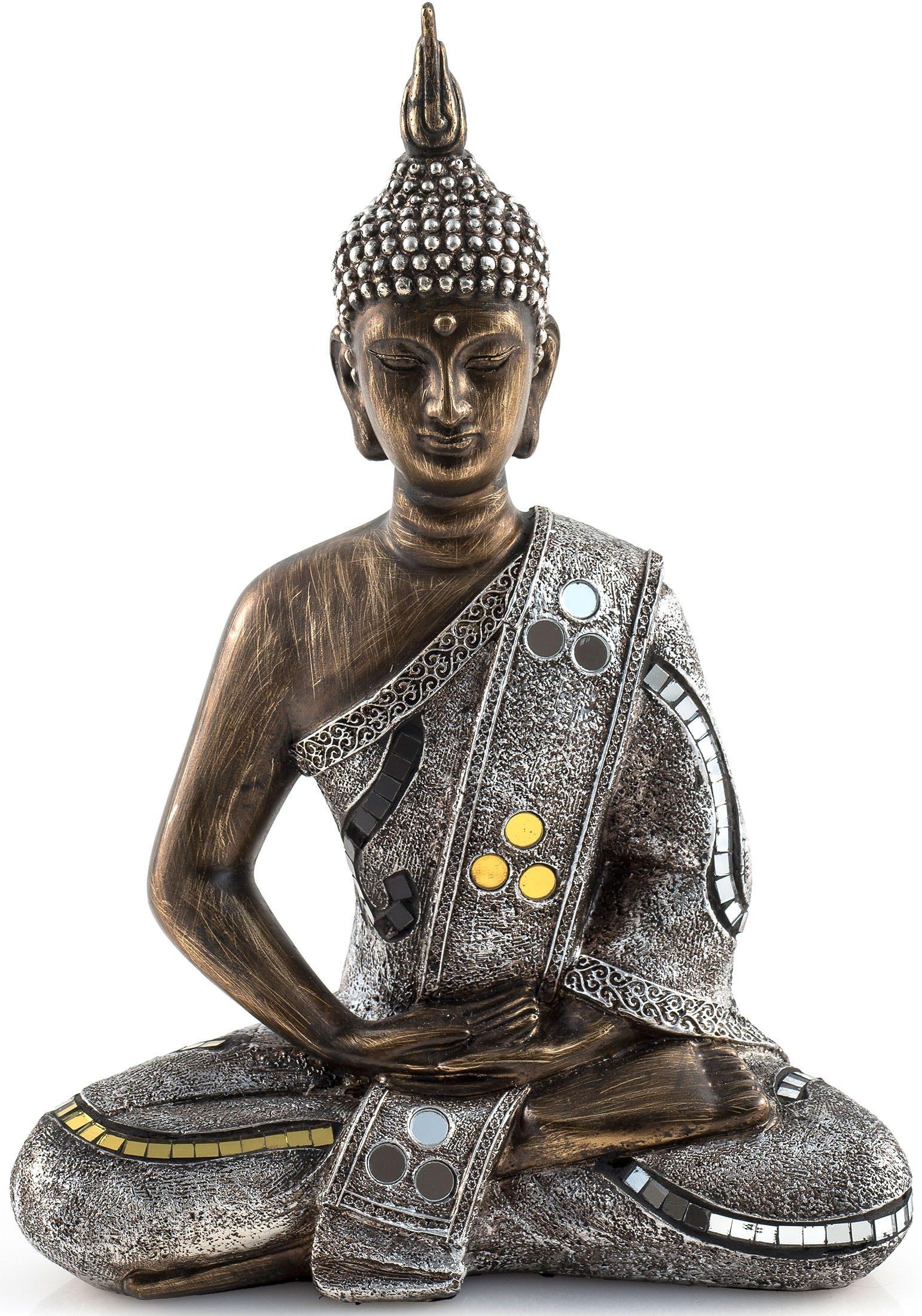 Dekofigur, Home affaire, »Buddha Abhaya Mudra«